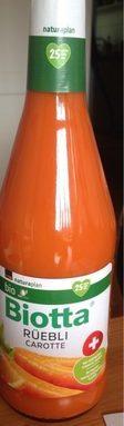 Biotta carotte