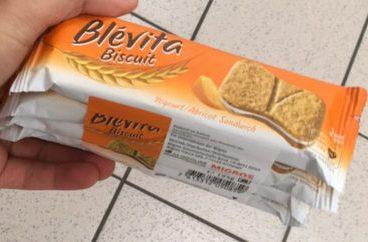 Biscuit Yogourt/Abricot Sandwich