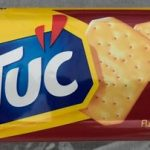 Biscuits Tuc Bacon