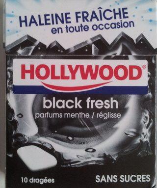 Black fresh