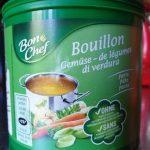 Bon Chef Bouillon Di Verdura Pasta