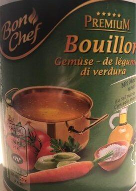 Bon Chef Premium Bouillon Di Verdura