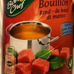 Bouillon Rind-de boeuf di manzo