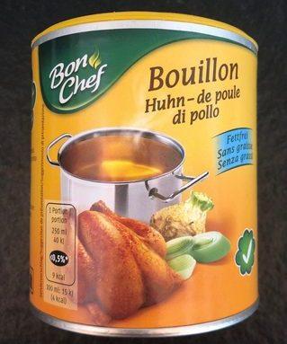 Bouillon de poule granulé