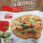 Boulgour & Quinoa avec légumes
