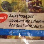 Bouquet de Salades