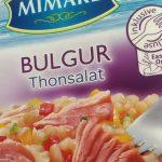 Bulgur Thonsalat