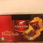 Côte D'or Mini Bouchée Lait 100 Pièces 1KG