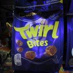 Cadbury Twirl Bites Chocolate Bag