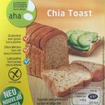 Chia Toast
