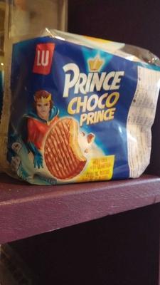 Choco Prince à la vanille