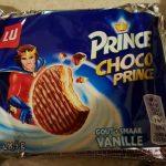 Choco prince goût vanille