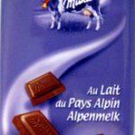 Chocolat au lait du pays alpin (Lot de 4)