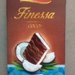 Chocolat lait coco