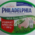 Classic Philadelphia Ail & Fines Herbes (20 % MG) - Format Spécial