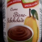 Crème Poire-Chocolat