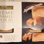 Crème caramel fleur de sel