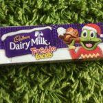 Dairy Milk Freddo faces