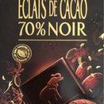 Eclats de cacao 70% noir