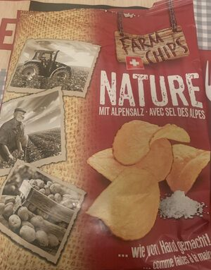Farm Chips Nature