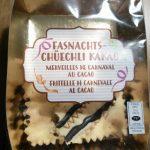Fasnachts Chuechli Kakao