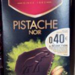 Fin noir pistache