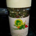 Fines herbes pour salade