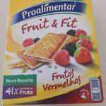 Fruit et fit frutos vermelhos