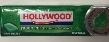 Green Fresh parfum menthe vente