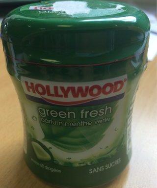 Hollywood green fresh