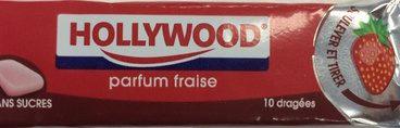 Hollywood parfum fraise