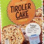 Homemade : Cake Tyrolien