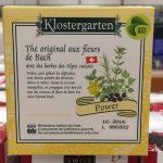 Klostergarten Thé original aux fleurs de Bach Power