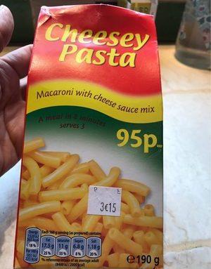 Kraft Cheesey Pasta PM95P