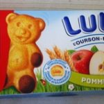 Lulu l'ourson Pomme