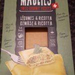 Maulies légumes & ricotta