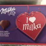 Milka I Love Milka Pralinés