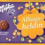 Milka Pralinés Milchcrème