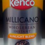 Millicano Wholebean instant Sunlight Blend