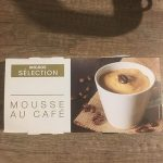 Mousse au café
