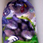 Oeufs de Pâques Tendre au lait Milka
