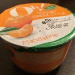 Oh! Yogurt Greek Style Mandarine
