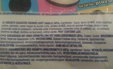 Oreo Double Cream