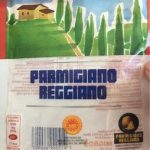 Parmigiano Reggiano râpé