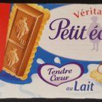Petit ecolier 120gx3 coeur lot