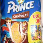 Prince goût chocolat