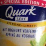 Quark séré