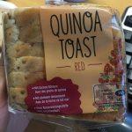 Quinoa toast