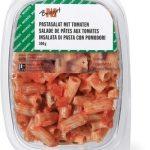 Salade de pâtes aux tomates