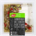 Salade de quinoa végétarienne